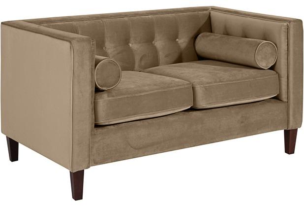 Max Winzer Sofa 2-Sitzer sahara 154 x 85 x 80