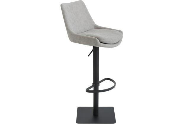 Mayer Sitzmöbel Bar- und Tresenhocker myPEDRO schwarz schwarz pulverbeschichtet