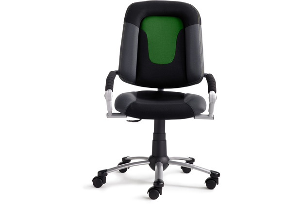 Mayer Sitzmöbel Kinder- und Jugenddrehstuhl myFREAKY TS grün-schwarz-anthrazit