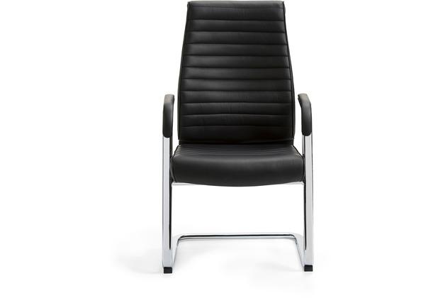 Mayer Sitzmöbel Schwingstuhl myDELUXE schwarz