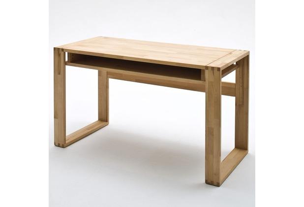 MCA furniture Jasmin Schreibtisch, Kernbuche