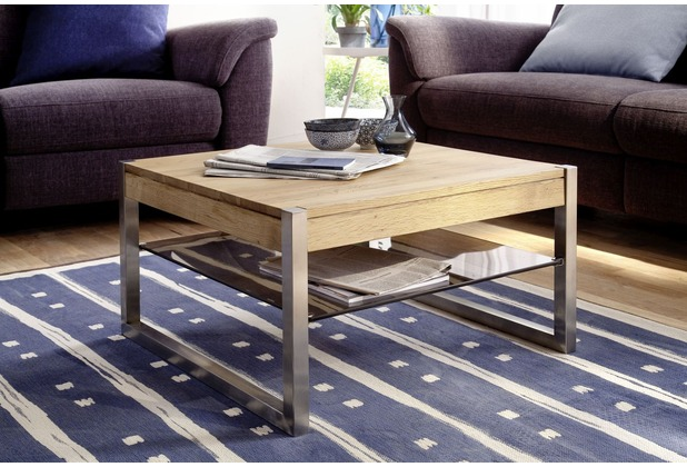MCA furniture Migel Couchtisch in Asteiche, 65 cm
