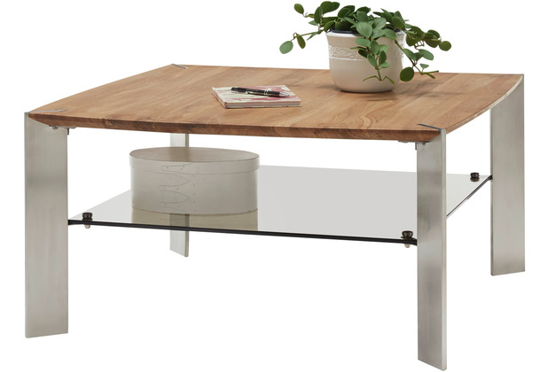 MCA furniture Nelia Couchtisch Asteiche  50 x 41 x 50 cm