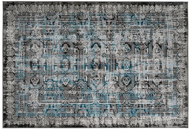 me gusta Teppich Ariya 525 Blau 120 x 170 cm