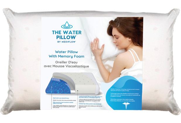Mediflow Visco-Schaumstoffkissen mit Waterbase® Technologie 5008 50x70cm