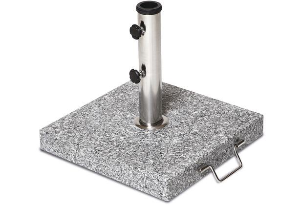 merxx schirmst nder granit 25 kg. Black Bedroom Furniture Sets. Home Design Ideas