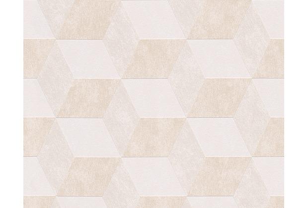 Michalsky Living Mustertapete Hollywood, Vliestapete, beige, creme 10,05 m x 0,53 m
