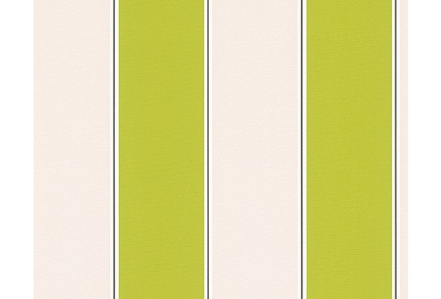 Michalsky Living Streifentapete South Beach, Vliestapete, beige, braun, grau 10,05 m x 0,53 m