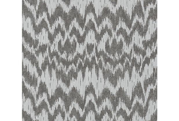 Michalsky Living Vliestapete Dream Again Tapete im Ethno Look metallic grau schwarz 10,05 m x 0,53 m