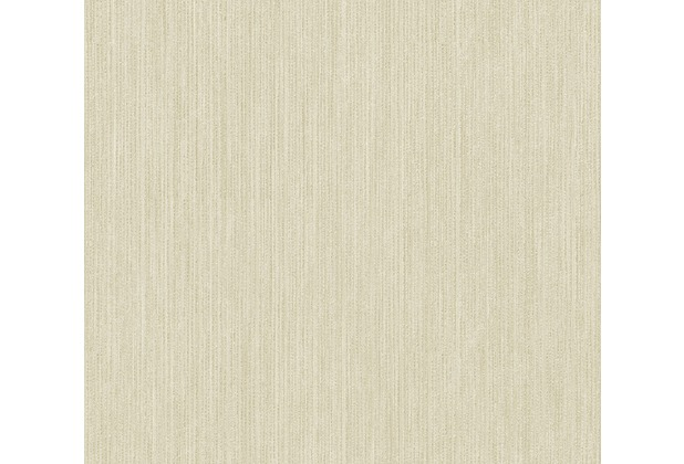Michalsky Living Vliestapete Dream Again Tapete Unitapete beige gelb creme 10,05 m x 0,53 m