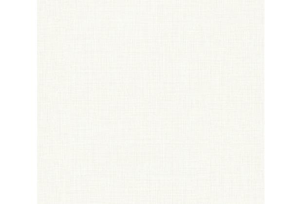 Michalsky Living Vliestapete Dream Again Tapete Unitapete creme grau weiß 10,05 m x 0,53 m