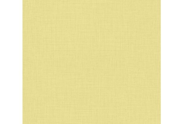 Michalsky Living Vliestapete Dream Again Tapete Unitapete gelb 10,05 m x 0,53 m