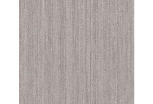 Michalsky Living Vliestapete Dream Again Tapete Unitapete grau beige braun 10,05 m x 0,53 m