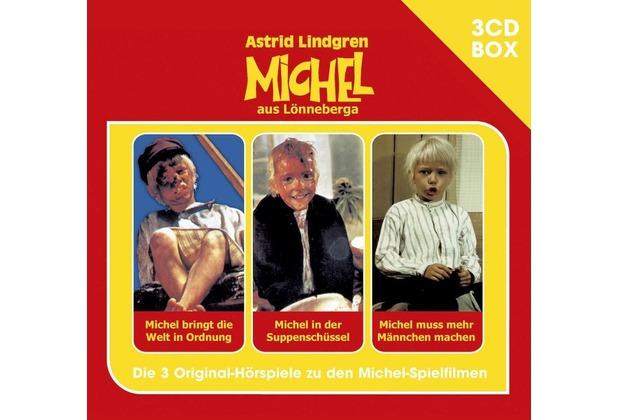 Michel aus Lönneberga Hörspielbox Hörspiel