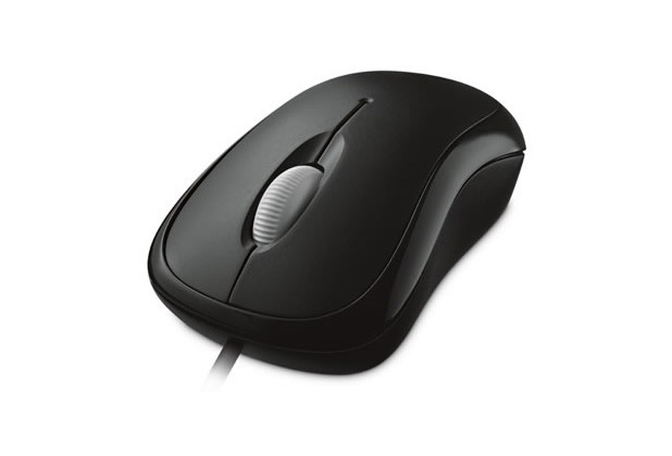 Microsoft Basic Optical Mouse OEM black