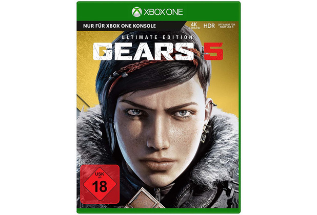Microsoft Gears 5 Ultimate Edition für Xbox One (Download Code)