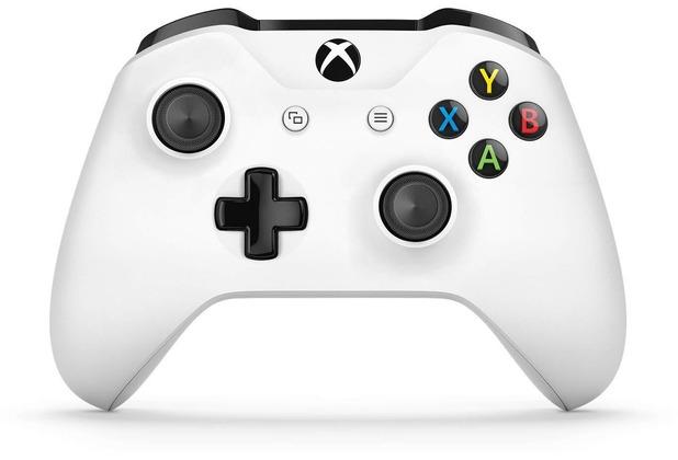 Microsoft Xbox One S Wireless Controller, weiß