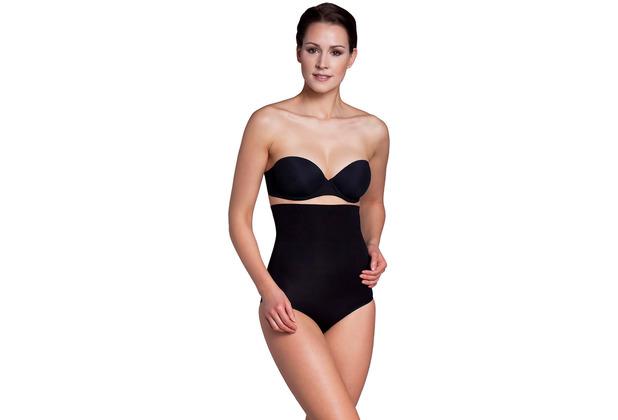Miss Perfect Bauchweg Unterhose Body Shaper seamless Miederhose figurformend Schwarz 2XL (46)