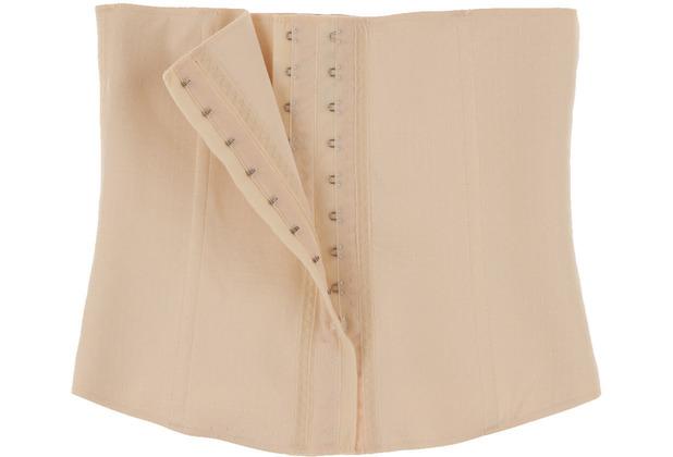 Miss Perfect Form & Funktion Modellierender Gürtel Body Shaper Korsett Waist Trainer Haut 3XL (56/58)