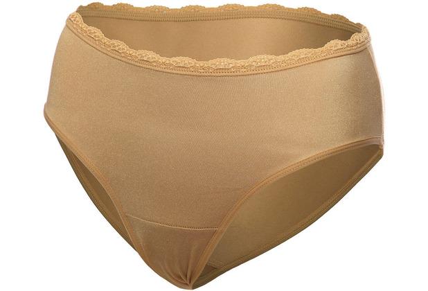 Miss Perfect Form & Funktion Po Push up Miederhose Body Shaper Bauchweg Unterhose figurformende Wäsche Haut L (42)
