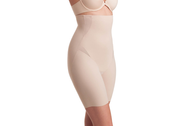 Miss Perfect TC Shapewear Damen - Miederhose Body Shaper - Cooling Group Extra Firm Control Haut L (42)