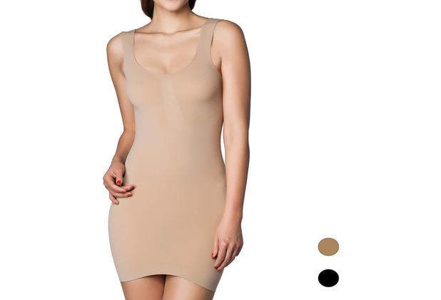 Miss Perfect Unterhemd Bauchweg Body Shaper nahtlos & formend Haut L (42)