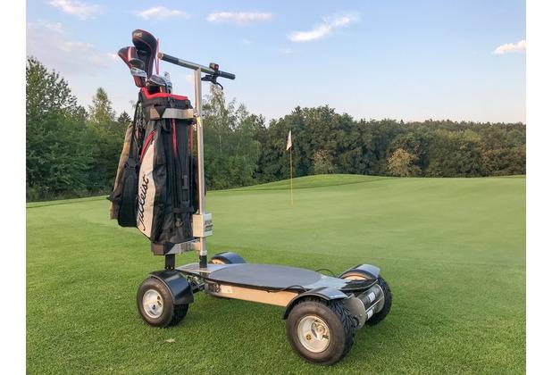 MK Golfboard MK 02 Carbon schwarz (Klappgelenk)