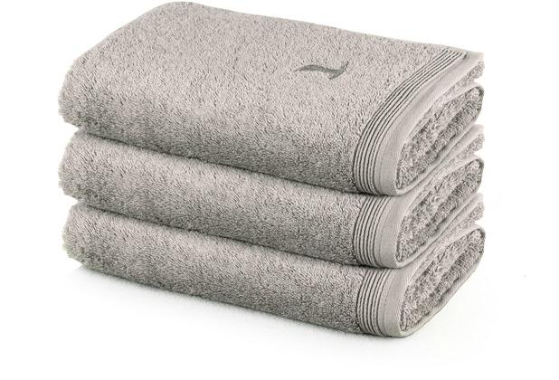 möve 3er Handtuch Set Superwuschel cashmere 3*50x100cm
