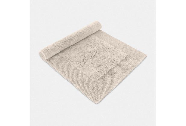 möve Badematte Doubleface papyrus 60 x 100 cm