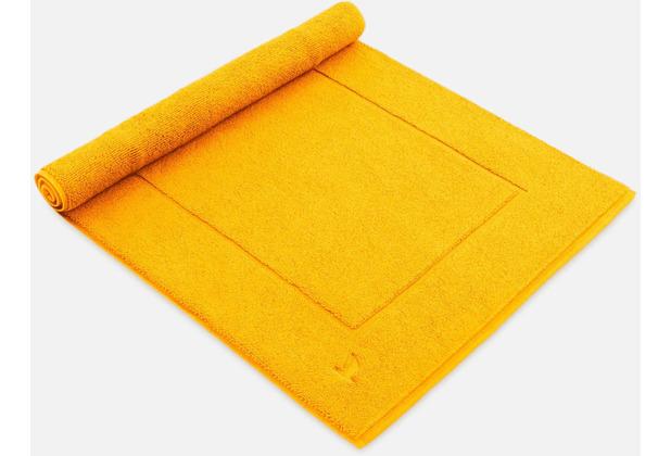 möve Badteppich Basic gold 60 x 100 cm