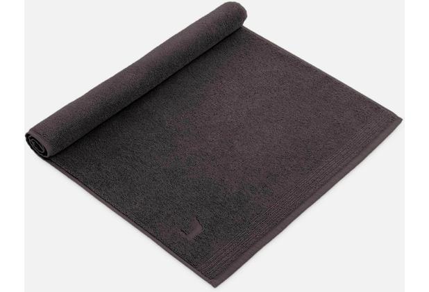 möve Duschvorlage Superwuschel dark grey 50 x 70 cm