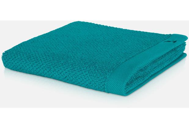 möve Gästetuch New Essential Uni emerald 30 x 50 cm