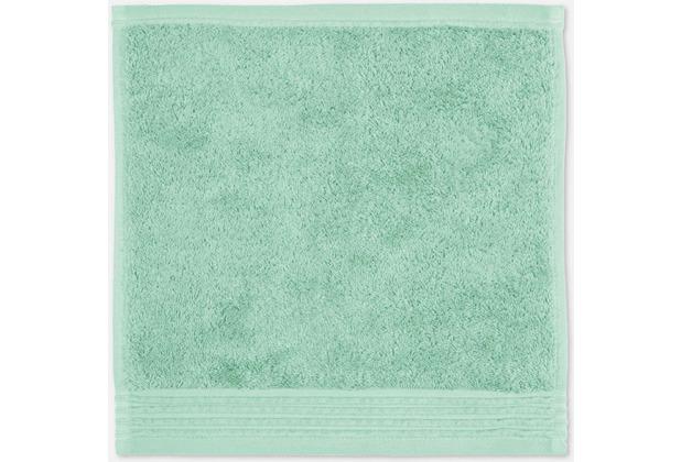 möve Seiftuch Loft celadon 30 x 30 cm