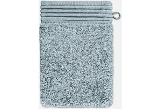 möve Waschhandschuh Loft silverstone 20 x 15 cm