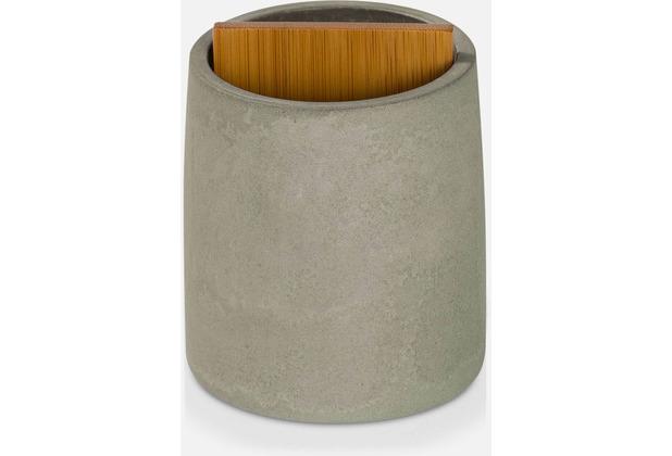 möve Zahnbürstenhalter Cement grey