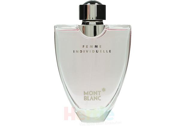 Mont Blanc Individuelle Femme edt spray 75 ml