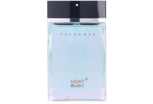 Mont Blanc Presence for Men edt spray 75 ml