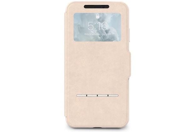 Moshi SenseCover Apple iPhone XS Max beige
