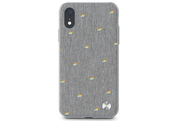 Moshi Vesta Apple iPhone XS Max grau