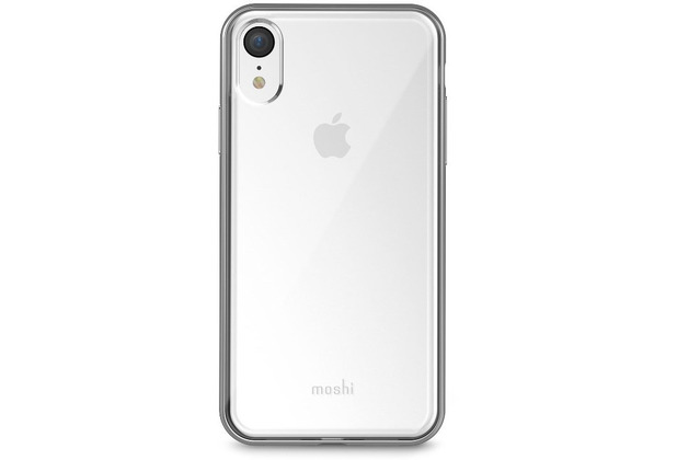 Moshi Vitros Apple iPhone XR silber