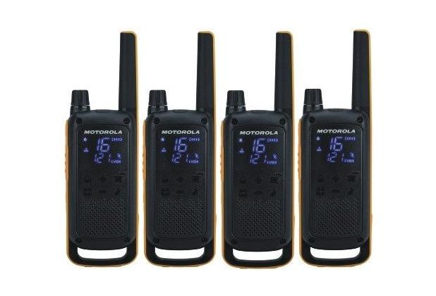 Motorola Funkgerät, PMR TLKR T82 Extreme Quad