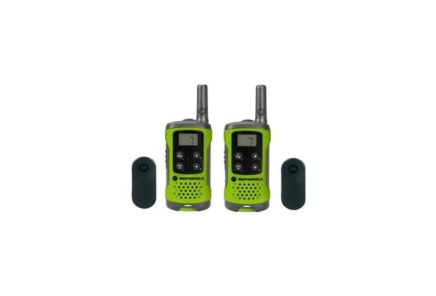 Motorola Funkgerät TLKR T41 - grün