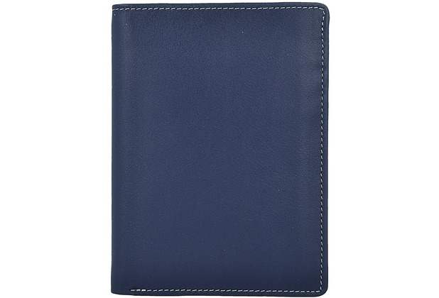 Mywalit Continental Wallet Geldbörse Leder 13 cm royal