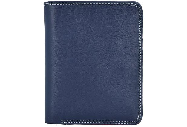 Mywalit Medium Wallet Geldbörse Leder 11 cm royal