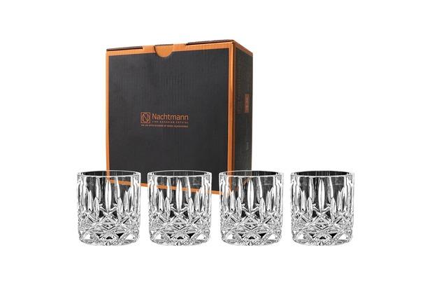 Nachtmann Whiskybecher 4er Set Noblesse klar