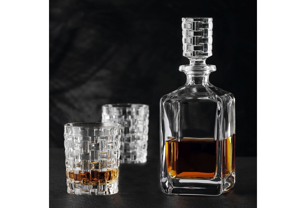 Nachtmann Bossa Nova Whiskyset 3er Set