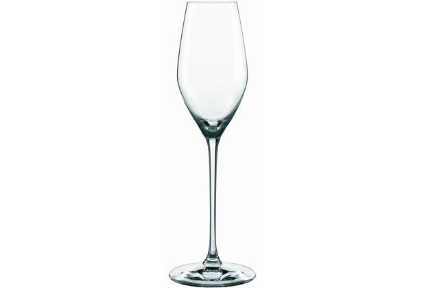 Nachtmann Champagner Supreme Bleikristall 26,5 cm 4er Set