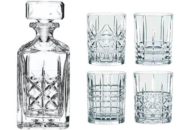 Nachtmann Highland Whisky set 5-teilig
