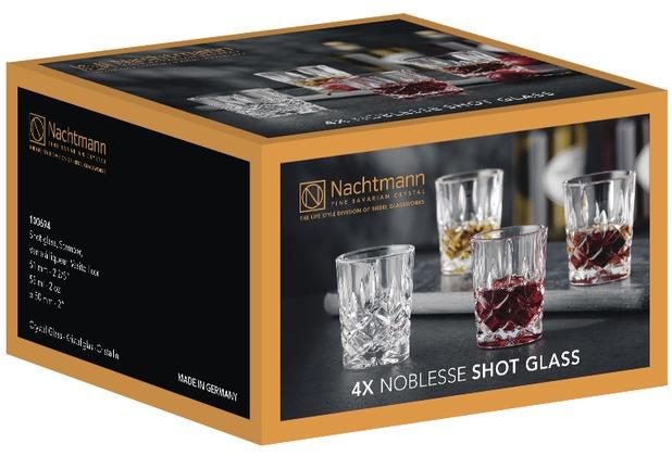 Nachtmann Noblesse Stamper 4er Set