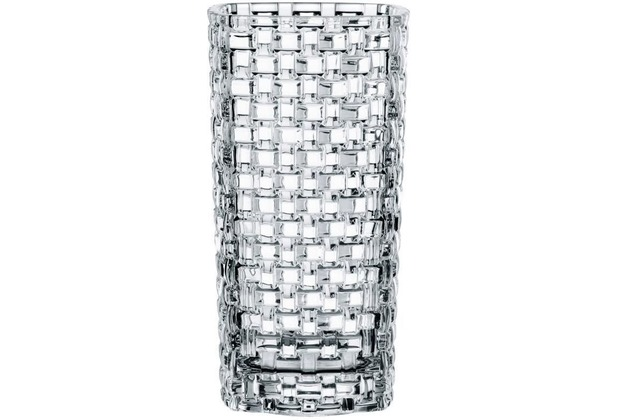 Nachtmann Vase Bossa Nova, 28 cm hoch, breite Version